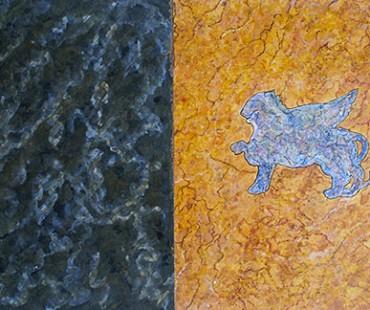Marmo Antico e Finto Intarsio